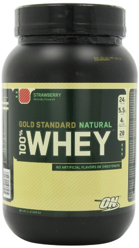 Optimum Nutrition Standard Natural Strawberry