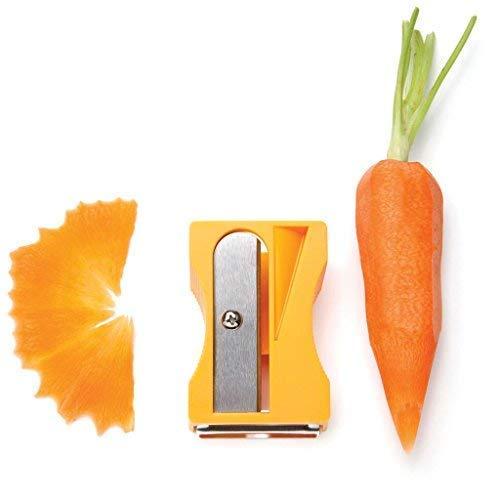 Karotten schnitzen