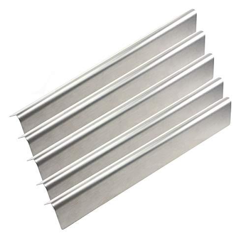 Enamel Magnetic (QuliMetal 16 Gauge 7537 Stainless Steel Flavorizer Bars (22.5 x 2.25 x 2.375) for Weber Spirit 300 E310 E320 S310 S320 Spirit 700 Genesis Gold Silver Platinum B C Gas Grill)