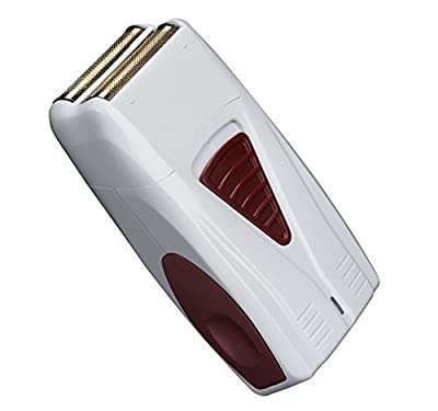 Andis LIGHTWEIGHT Cordless Mens Shaver with All NEW Hypoallergenic Gold Foil Technology & Long Lasting Battery