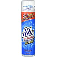 2-Pack OxiClean 6.2 Oz Max Force Gel Stick