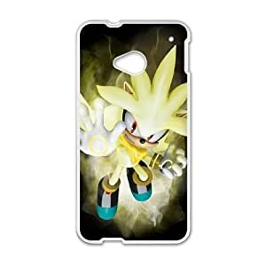 HTC One M7 phone case White Game boy Sonic The Hedgehog GGLL4417948