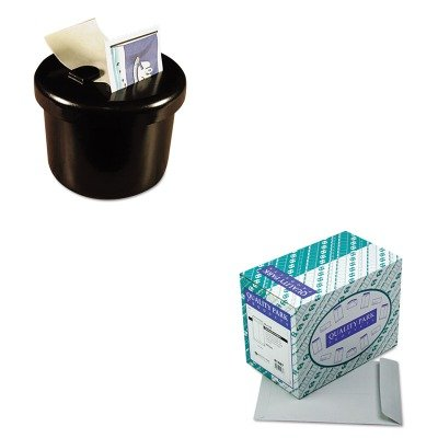 KITLEE40100QUA41487 - Value Kit - Quality Park Catalog Envelope (QUA41487) and Lee Ultimate Stamp Dispenser (LEE40100)