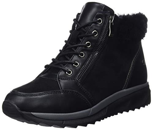 Noir 48621 Xti Bottes Classiques Negro negro Femme IZRqqd