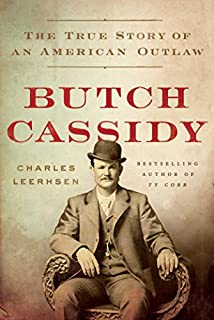 Book Cover: Butch Cassidy: The True Story of an American Outlaw