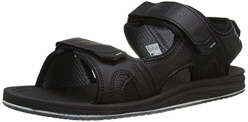 New Balance Mens Recharge Sandal, Negro, 47.5 D(M) EU/12.5 D(M) UK