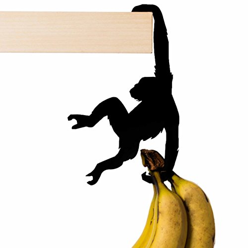 Artori Design | Hold it | Albert the Chimp | Metal Shelf Hanger| Hook Hanger