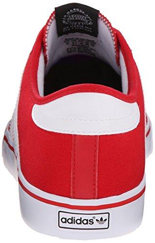 Adidas Originals Männer Seeley Skate Schuh Scharlachrot / Weiß / Schwarz