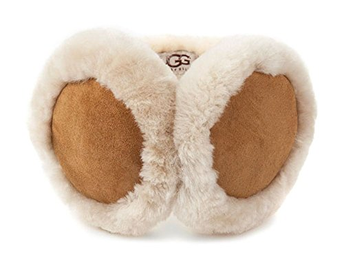 UGG Women's Classic Earmuff  with Speaker Technology Chestnut One Size by UGG
