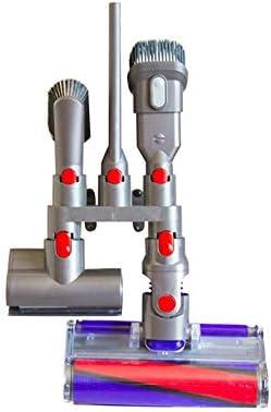 Turobayuusaku V7 V8 V10 Brush Head Storage Bracket Vacuum Cleaner Parts Nozzle Base Bracket