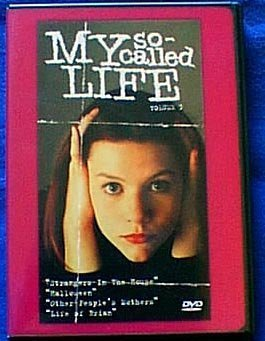 My So-Called Life: Strangers In the House/Halloween/Other People's Mothers/Life of Brian by Victor Bu Bois]()