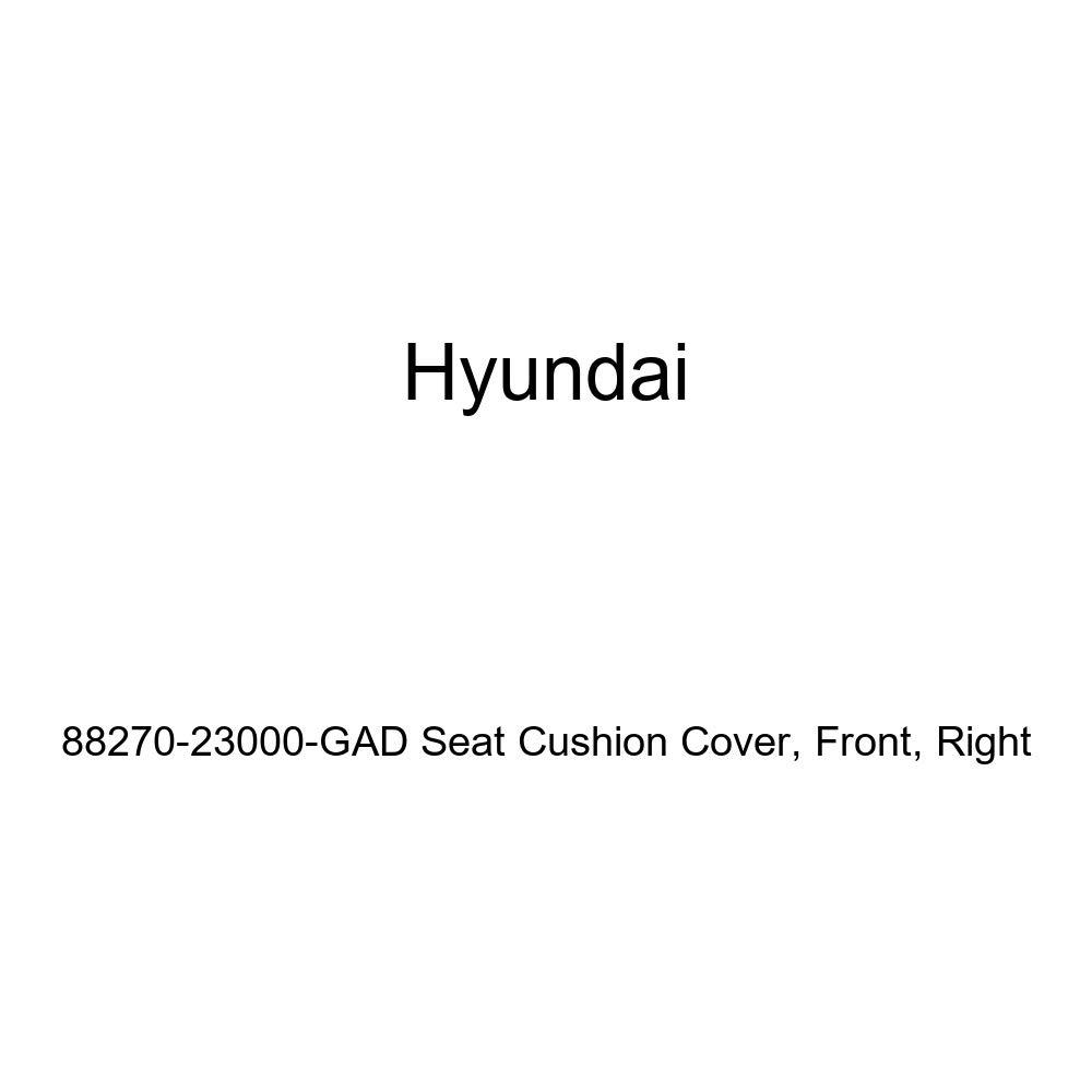 Front Right Genuine Hyundai 88270-23000-GAD Seat Cushion Cover