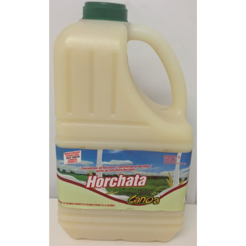 Horchata Fruit Pulp Puree Frozen - 64 oz (Pack of 6)