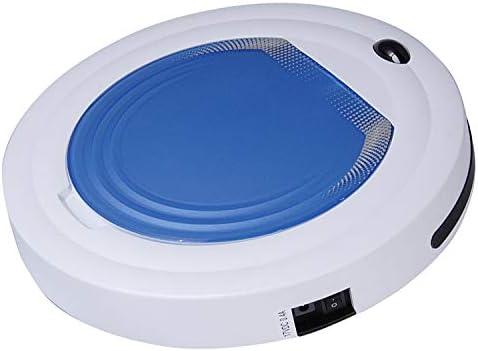 Zhouzl Maison Intelligente TC-350 Smart Robot de Nettoyage à Balayage Domestique for Aspirateur avec télécommande Maison Intelligente (Couleur : Red) Blue