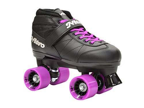 Epic Skates Super Nitro Quad Speed Skates