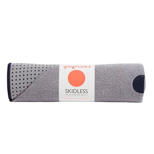 Yogitoes Skidless Premium Mat-Size Yoga Towel