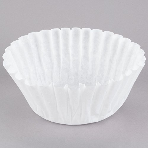 TableTop King ABB2.0WP 14'' x 6'' Coffee Filter for ABB20SS Gourmet Shuttle Coffee Brewer Basket - 500/Case by TableTop King
