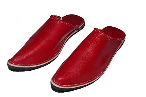Cuero Oriental Zapatillas Zapatos hombre Zapatillas De xvRwqEw5F