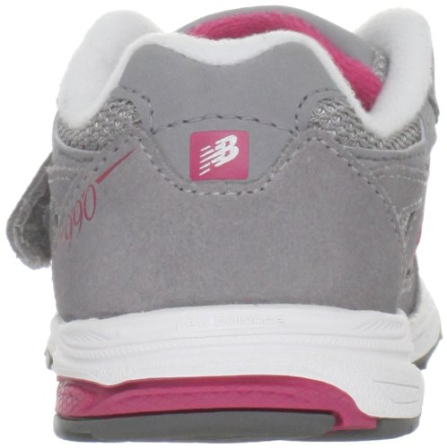 New Balance KV990 Hook and Loop Running Shoe (Infant/Toddler)