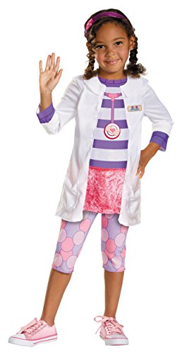 Doc McStuffins Classic Costume - -