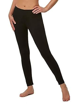 Felina Modal & Cotton Leggings - 2 Pack (SMALL)