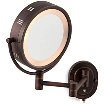 Amazon Com Seeall 8 Quot Oil Rubbed Bronze Finish Dual Sided