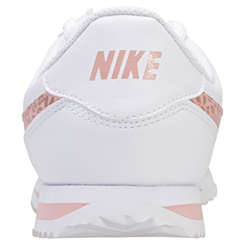 Donna White SL Scarpe Basic Multicolore Coral Running NIKE 102 Stardust Cortez GS x8fYY4