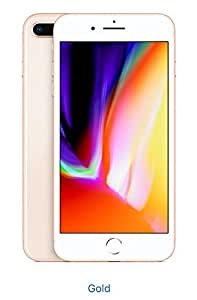 "Apple iPhone 8, Fully Unlocked 4.7"", 256 GB - Gold"