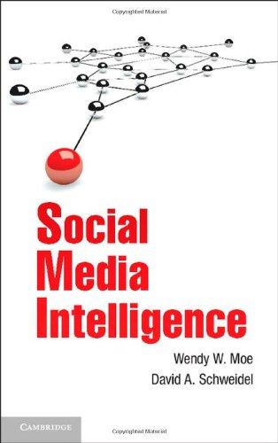 Social Media Intelligence (Hardcover)
