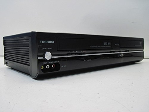 Toshiba SD-V296-K-TU Tunerless DVD/VCR Deck Player Recorder