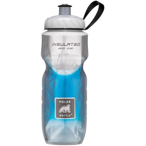 Polar Bottle Sport Insulated 20 oz Water Bottle - Blue Fade