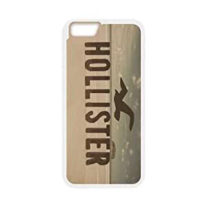 Personalized Durable Cases iPhone 6 Plus 5.5 Inch Cell Phone Case White Hollister Co Derux Protection Cover