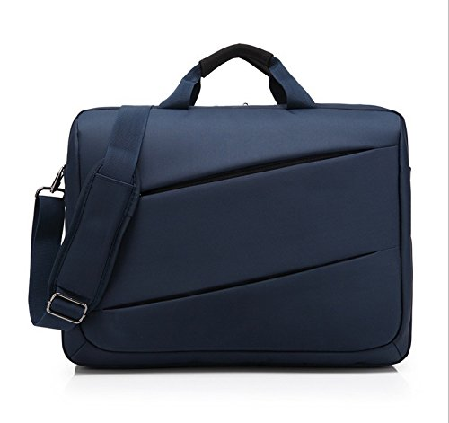 Price comparison product image eBuymore Nylon Carrying Case Shoulder Bag for ASUS ROG / X755JA / X751LX 17.3 / Acer Aspire V17 Nitro / Lenovo Z70 17.3 inch Laptops (Blue)