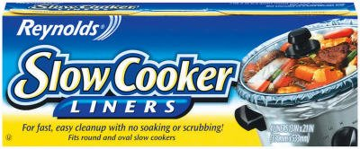 Reynolds Slow Cooker Liners, 4-Count (Pack of 4) For Sale