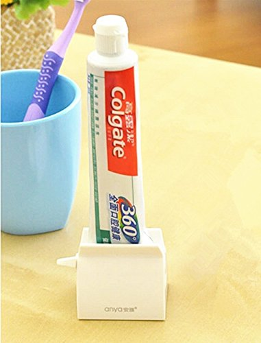 SCStyle Rolling Toothpaste Squeezer Holder product image