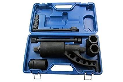 US PRO 6910 - Llave multiplicadora de torsión para tuercas de rueda - Transmisión de 1