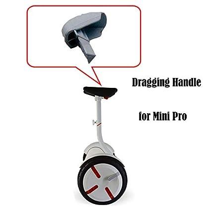 Amazon.com: Mango de barra de arrastre para Ninebot Mini Pro ...