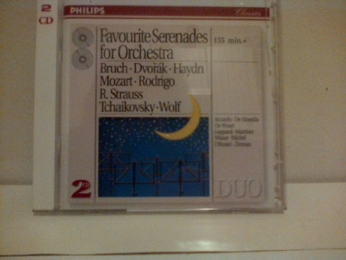 UPC 028943874823, Favourite Serenades for Orchestra