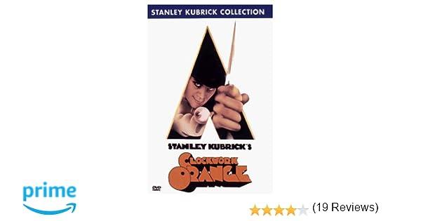 A Clockwork Orange [Reino Unido] [DVD]: Amazon.es: Malcolm McDowell, Patrick Magee, Michael Bates, Warren Clarke, John Clive, Adrienne Corri, Carl Duering, ...