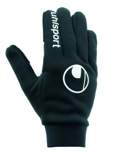 uhlsport Herren Feldspielerhandschuhe Feldspielerhandschuhe, schwarz, 8, 100096701