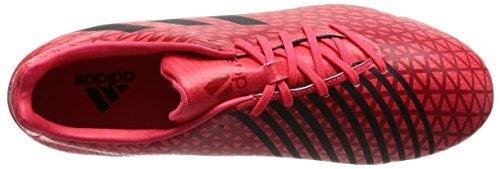 adidas Malice Sg, Botas de Fútbol para Hombre Rojo (Rojimp / Negbas / Rojpot)
