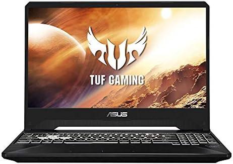 2020 ASUS TUF 15.6″ FHD LCD Gaming Laptop Computer, AMD Ryzen 5-3550H, 8GB RAM, 256GB PCIe SSD, Backlit Keyboard, GeForce GTX 1650 Graphics, DTS Audio, Webcam, Win 10, Black, 32GB Snow Bell USB Card 41fBmWde 2BvL