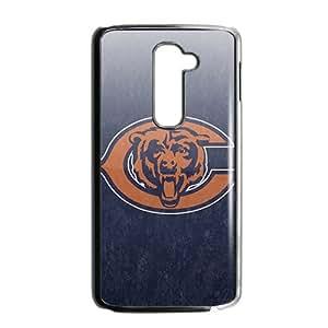 WFUNNY Chicago Bears 4 New Cellphone Case for LG G2 Black