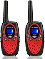 Retevis RT628 VOX UHF Portable 22 Channel FRS Kids Walkie Talkies