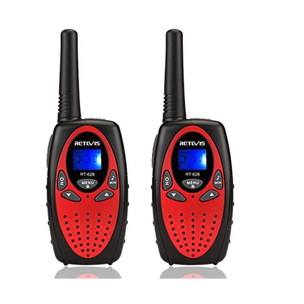 41fBnCWmNYL. SS600  - Retevis RT628 Walkie Talkies for Kids,22 Channel kids Walkie Talkies Toys,Long Range 2 Way Radio Gift for Boys and Girls…