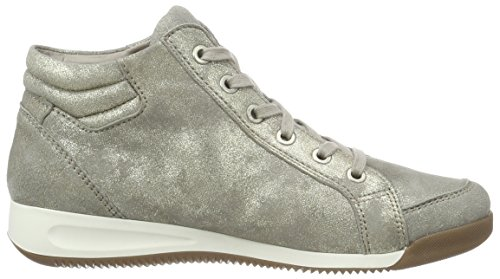 Ara Dame Værelse Stf 12-44410 Hohe Sneakers Grå (chiara) Ctuo1wgt