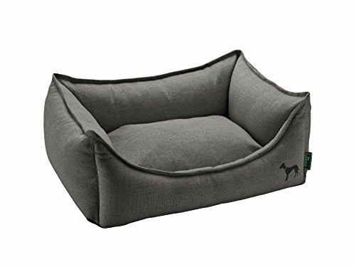 HUNTER Living 60864 Dog Bed 100 x 75 x 32cm Charcoal Grey