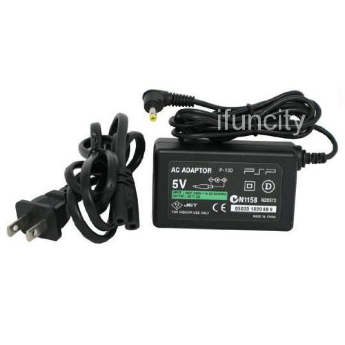 (Home Wall Charger AC Adapter for PSP 2000)