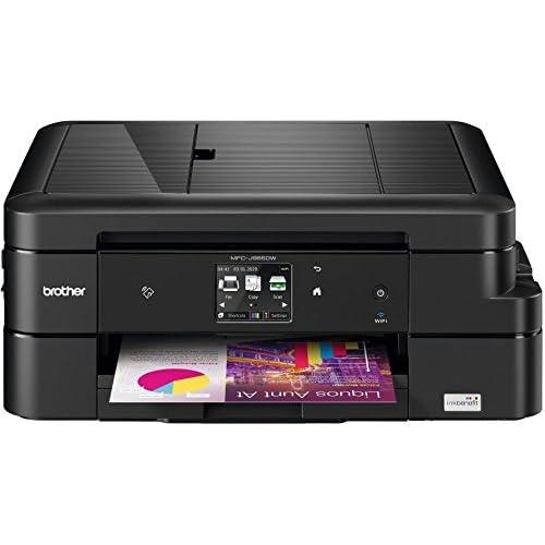 Brother MFC J985DW Impresora multifunción Inyección de tinta impresión en color 2500 páginas por mes Negro