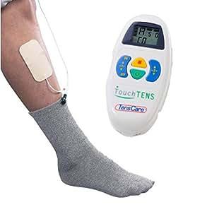 TensCare 5033435110513 - Electroestimulador antidolor con calcetín iSock